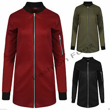 Unbranded Full Length Polyester Coats & Jackets for Women