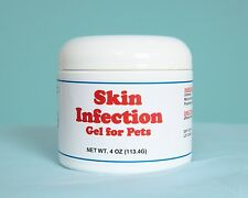 SKIN INFECTION GEL FOR PETS - Antimicrobial, bacterial skin infection and more