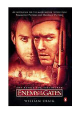 Enemy at the Gates (DVD, 2001, Sensormatic)