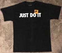 Vintage Nike Air Just Do It T Shirt Sz Adult Medium Original