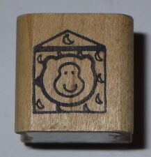 Lion Circus Rubber Stamp Mini Wild Animals Tent Zoo