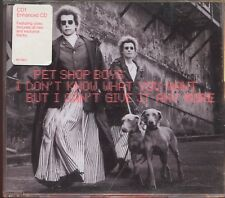 Pet Shop Boys / I Don't Know What You Want - CD1 - MINT