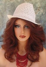 LACE FRONT WIG HEAT FRIENDLY GORGEOUS SEXY BOUNCY CURLS P4.30.33 US SELLER CC320