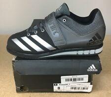 Adidas Powerlift 3.0 Mens Weightlifting Shoe SKU AQ3330 Size 8