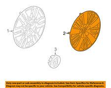 HONDA OEM 14-17 Odyssey Wheels-Wheel Cover 44733TK8A10