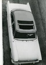 France Automobile Car Simca Versailles Old Photo 1955