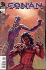 Conan (Dark Horse Comics) #4 Regular Cover NM