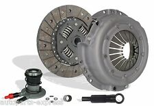 CLUTCH KIT WITH SLAVE HD FOR FORD RANGER BRONCO II AEROSTAR 2.0L 2.3L 2.9L 3.0L