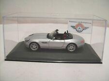 BMW Z8 (E52), Silver, 2000, Minichamps 1:43