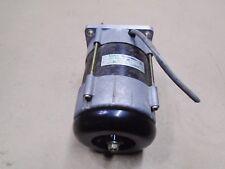 Nidec 851NRK4090 Motor 100 Volt 50 Hz 60 Hz 1200/1500 RPM