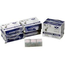 AmScope BS-300P-300S 300 Blank Microscope Slides + 300 Square Cover Slips