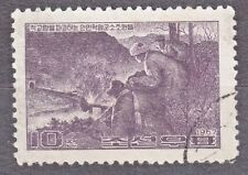 KOREA 1967 used SC#773 st, Blowing Up Railway Bridge guerrilla war against Japan