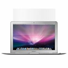 UK New Crystal Clear LCD Screen Guard Protector For Apple Macbook Air 11.6""