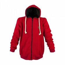 Lavecchia Übergrößen Sweatshirt Hoodie Basic Jacke * Rot 3XL 4XL 5XL 6XL 7XL 8XL
