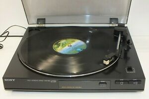 Sony PS-LX45P Turntable Record Deck Player HiFi Separate - 240v UK Plug