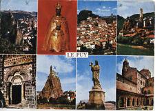 Alte Postkarte - Impressionen von Le Puy