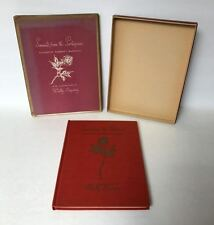 Sonnets From the Portuguese Elizabeth Barret Browning Inscribed by Willy Pogany
