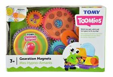 Tomy Toomies Gearation Magnets [Ages 1+] **BRAND NEW**