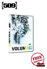 509 VOLUME 13 DVD SNOWMOBILE SLED SNOW SNOWMACHINE MOVIE SEALED FREE SHIPPING