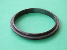 49mm-52mm 52mm-49mm Male to Male Double Coupling Ring Reverse Adapter 49-52mm