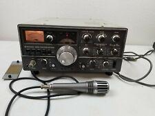 Kenwood TS 520SE Ham Radio Transceiver