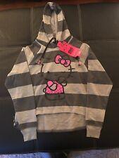 Hello Kitty Hoodie Buddie Hoodie Sweater Medium New
