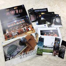 NASA JUNO Mission To Juniper Space Press Kit Bundle Miscellaneous Posters Info