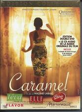 Caramel Collector 2 DVD + CD + livret Nadine Labak NEUF sous cellophane
