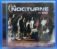 "cd rap "" la nocturne de skyrock "" Rohff, L'Skadrille feat tandem et sinik, seyfu"
