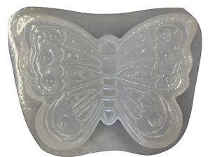 Huge Butterfly Stepping Stone Plaster or Concrete Mold 1266 Moldccreations