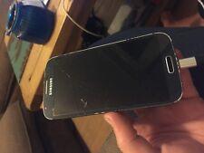 Samsung Galaxy S4   (Unlocked) FAULTY - 8GB - Black SCREEN NOT WORKING.