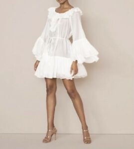 agent provocateur Elodi Shirt White | Size M/L | Box(4)