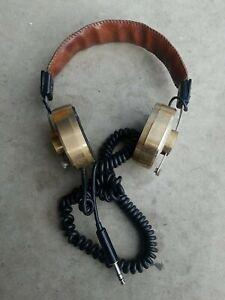 Vintage headphones teac HP-100. (FREE SHIP, SMOKE FREE)