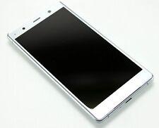 Sony Xperia XZ2 Premium 64GB Dual-SIM silber ohne Simlock - WIE NEU