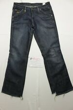 G-star medin pant loose (Cod. F940) Tg46 W32 L34 jeans usato