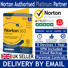 Norton 360 for sale | eBay
