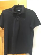 Armani Polo Top Authentic Navy M Worn Once!!