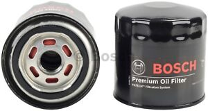 For Cadillac Dodge Ford Mercury Lincoln Mazda Ram Engine Oil Filter Bosch 3410