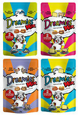 Dreamies Cat Treats 60g Mixed Flavours - Bulk Buy