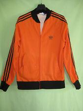 Veste Adidas Ventex Bjorn Borg Wimbledon 1974 tracktop jacket ATP Orange - M