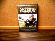 REALTREE - MONSTER BUCKS 11 VOLUME 1 - DVD