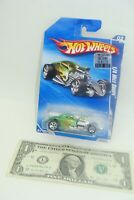 Hot Wheels Mainline 2010 HW Hot Rods - Green 1/4 Mile Coupe - R7565