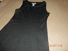 Level Eight Women's Black Dress Size Small EUC -177