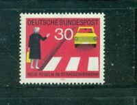 Strassenverkehr, Nr.673 postfrisch, PF I, geprüft BPP
