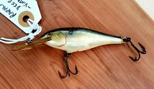 Vintage Rapala Deep Runner Fishing Lure Made in Finland