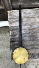 Antique original gustav becker german vienna regulator pendulum.