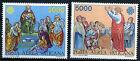 Vatican City 1983 SG#804-5 World Communication Year MNH Set #A84440