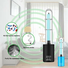 Home Office Portable UV Ozone Sterilizer Lamp Disinfection Light Bulb USB Charge