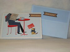 "Burgoyne Handmade ""To the Very Best"" Birthday Greeting Card - NEW"