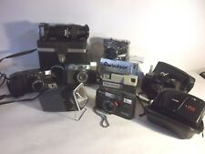 VINTAGE CAMERA LOT 10 PIECES